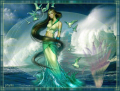 Sea Goddess Splash 2
