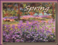 Spring by Monet