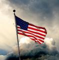 small flag