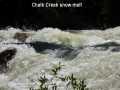 Chalk Creek Snow Melt